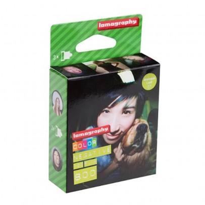 Lomography Farbfilm 120 Negativ 800 ISO- 3er Pack -listing