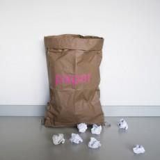 Adonde Paper Tidy bag - Kolor-listing
