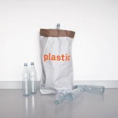 Adonde Plastic Tidy bag - Kolor-listing