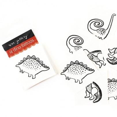 Wee Gallery Dinos Tattoo-listing