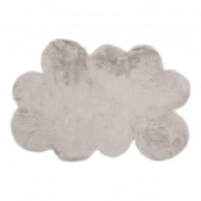 Pilepoil Tapis nuage - Gris clair-listing
