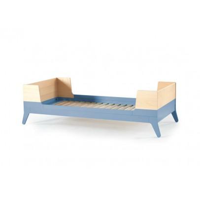 Nobodinoz Lit 1 personne 90x200 cm - Bleu-product