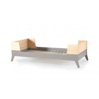 Nobodinoz Single Bed 90x200 cm - Gray-listing