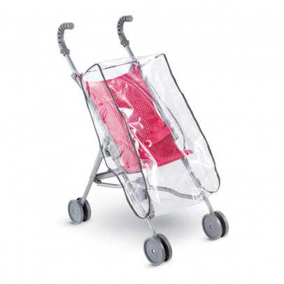 Corolle Rain Cover for Doll Pushchair-product
