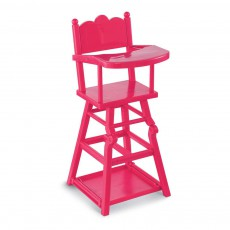 product-Corolle Cerise Doll High Chair