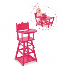 Corolle Cerise Doll High Chair-product