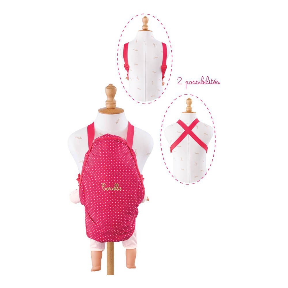 Corolle Cerise Doll Baby Carrier-product
