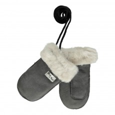 product-Petit Nord Fur Mittens
