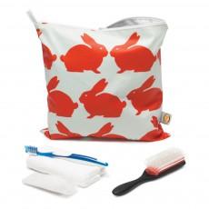 Anorak Wash Bag - Rabbit-listing