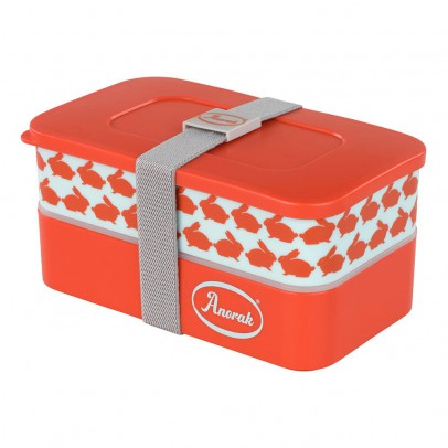 Anorak Lunchbox aus Melamin-Hase -listing