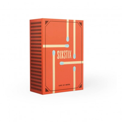 Helvetiq Matchbox Sixstix-listing