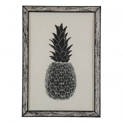 THE prints by Marke Newton Ananas Poster 29,7x42 Cm-listing