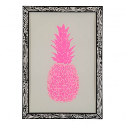THE prints by Marke Newton Affiche Ananas 29,7x42 cm-listing
