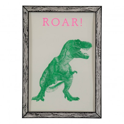 THE prints by Marke Newton 29.7x42cm Roar! Poster-listing