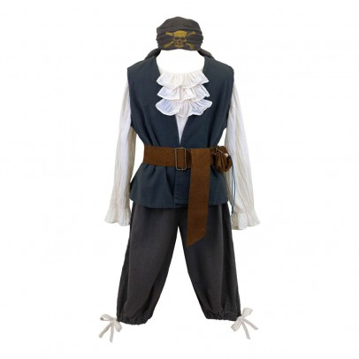 Numero 74 Pirate costume-listing