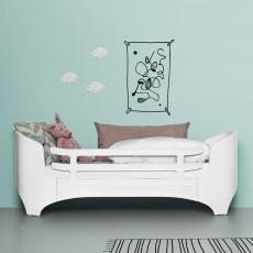 Leander Barra de seguridad cama junior-listing
