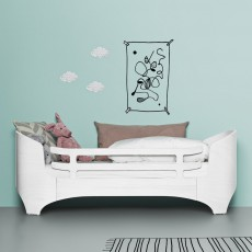 Leander Barriera di sicurezza letto junior-listing