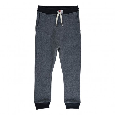 Sweet Pants Two-tone Loose Joggers-listing