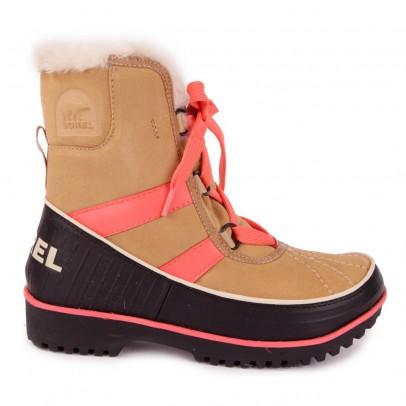 Sorel Boots Cuir Youth Tivoli II-listing