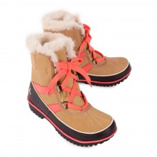 Sorel Youth Tivoli II Leather Boots-listing