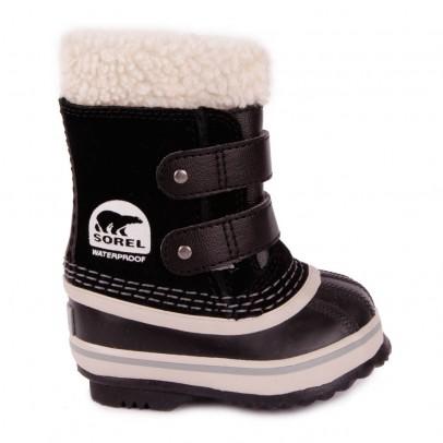 Sorel Leder-Boots 1964 PAC Strap-listing