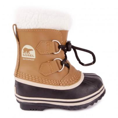 Sorel Leder-Boots-Wasserdicht-Yoot Pac-listing