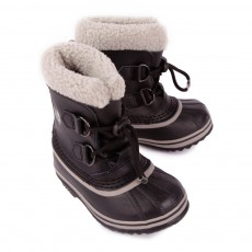 Sorel Yoot Pac Waterproof Leather Boots-listing