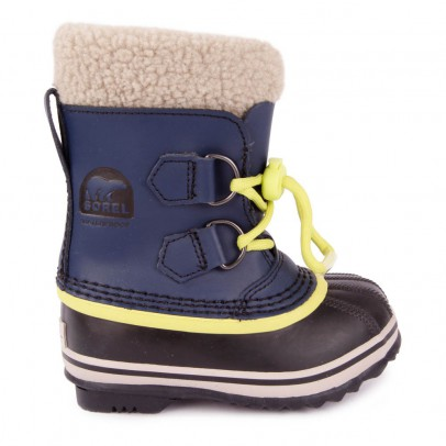 Sorel Boots Cuir Imperméable Yoot Pac-listing
