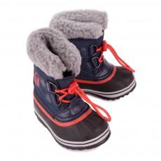 Sorel Yoot Pac Waterproof Nylon Boots-listing