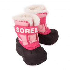Sorel Nylon-Boots-Snow Commander-listing