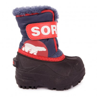 Sorel Snow Commander Nylon Boots-listing
