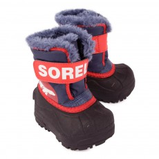Sorel Boots Nylon Snow Commander-listing