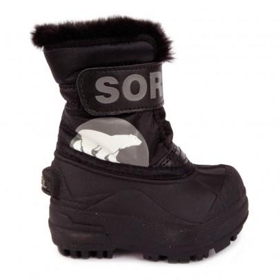 Sorel Bottes Nylon Fourrées Snow Commander-listing