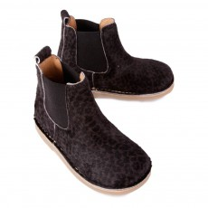 Petit Nord Panther Chelsea Boots-listing