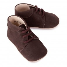 Petit Nord Lace-up Slippers-listing