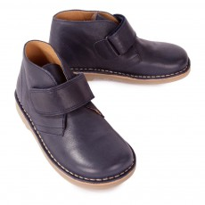 Petit Nord Velcro Desert Boots-listing
