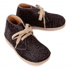 Petit Nord Desert Boots Lacets-listing