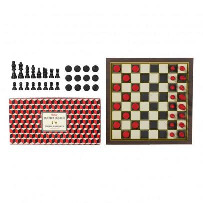 Ridley's Dama e scacchi-listing