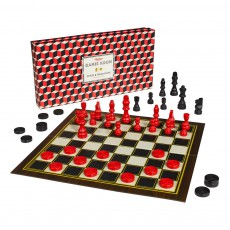 Ridley's Damespiel und Schachspiel -listing