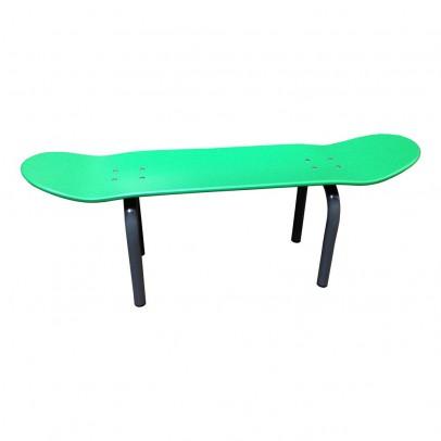 Leçons de choses Banco Skateboard - Verde-listing