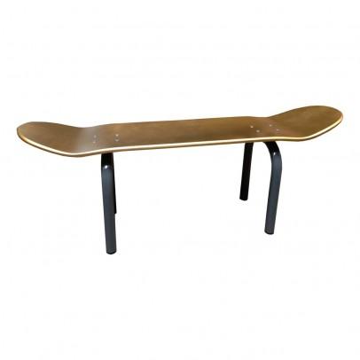 Leçons de choses Skateboard Bench - Gold-listing