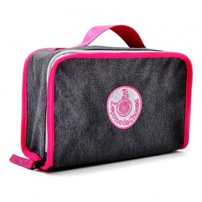 Leçons de choses Lunch Box- Grau und rosa-listing