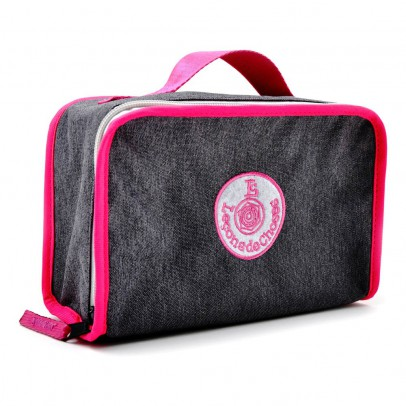 Leçons de choses Lunchbox - Grey and Pink-listing