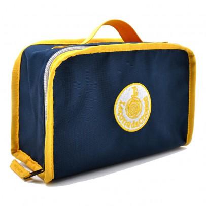 Leçons de choses Lunch box - Marine et jaune-listing