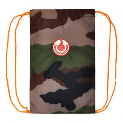 Leçons de choses Sac goûter - Militaire et orange-listing