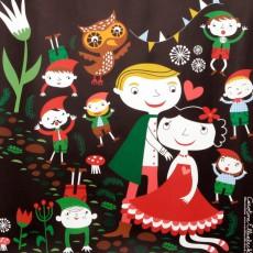 Caroline Ellerbeck Snow White Poster-listing