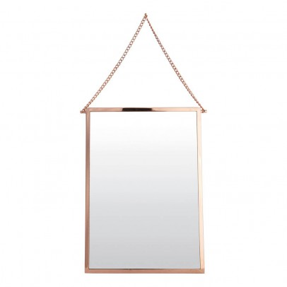 House Doctor 45x32cm Bolina Mirror-listing