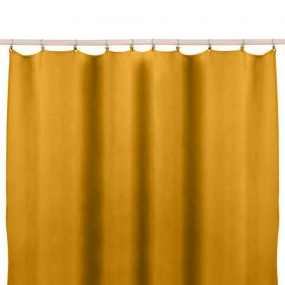 Lab Vorhang aus Waschleinen ohne Schleifen-listing