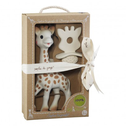 Vulli Sophie the Giraffe Set-listing
