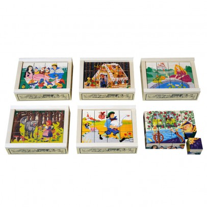 Atelier Fischer Puzzle 12 pezzi -listing